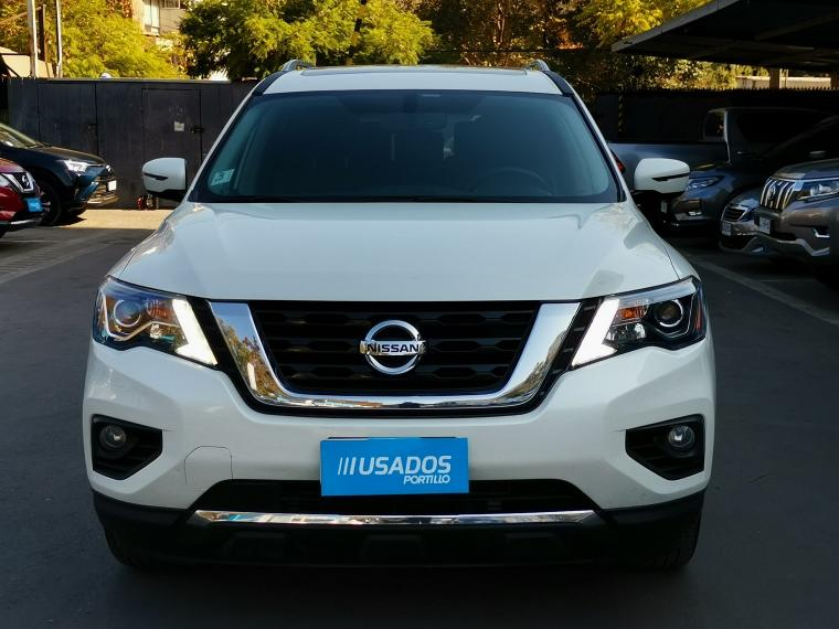 Nissan Pathfinder  Pathfinder Advance 3.5 Cvt 2018  Usado en Automotriz Portillo