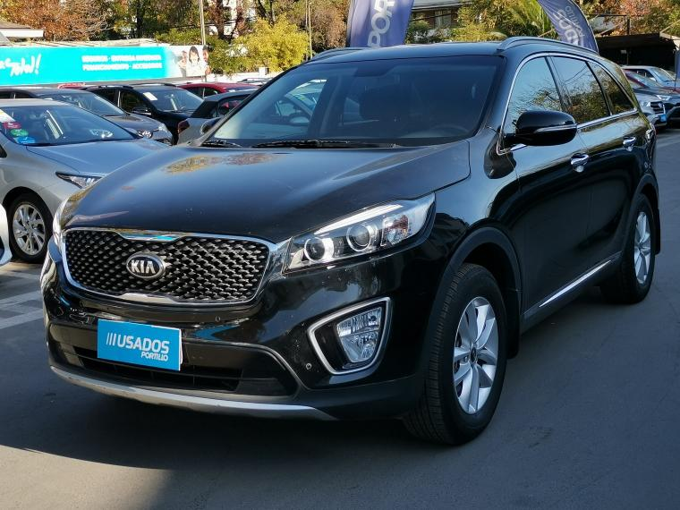 Kia Sorento Ex. 2.2 At 2017  Usado en Automotriz Portillo