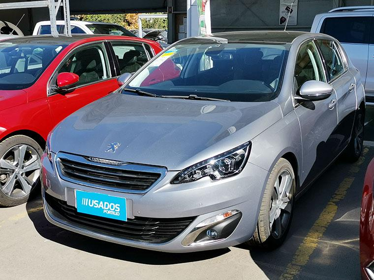 Peugeot 308 Feline Bluehdi 1.6 At 2017  Usado en Automotriz Portillo