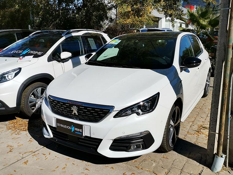 Peugeot 308 Gt Bluehdi 180 Eat8 2020  Usado en Automotriz Portillo
