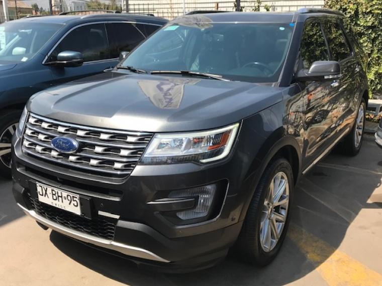 Ford Explorer  2.3 Limited Ecoboost Auto 4wd 2018