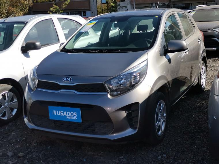 Kia Morning Lx 1.0 2018  Usado en Automotriz Portillo