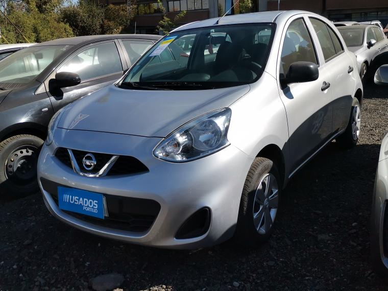 Nissan March Active 1.6 2017  Usado en Automotriz Portillo