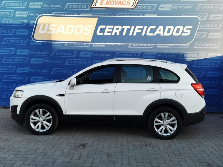 Chevrolet Captiva  Lt Full Awd 2.2.aut 2.2 4x4 Lt Full