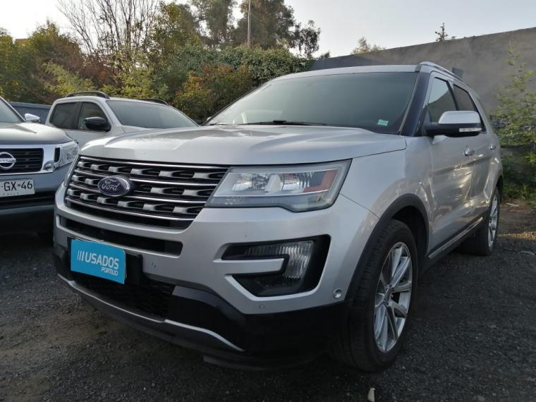 Ford Explorer Limited 4x4 3.5 Aut 2016  Usado en Automotriz Portillo