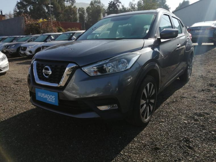 Nissan Kicks Advance 1.6 2017  Usado en Automotriz Portillo