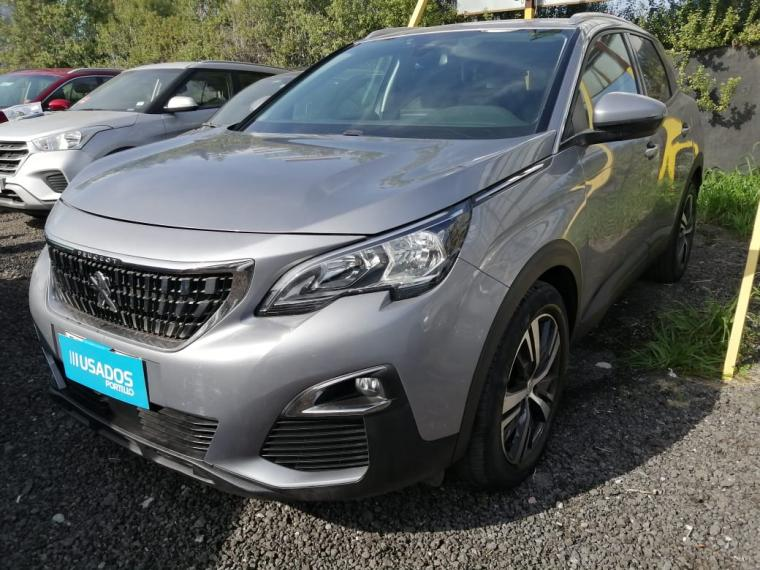 Peugeot 3008 Active Bluehdi 1.6 2017  Usado en Automotriz Portillo
