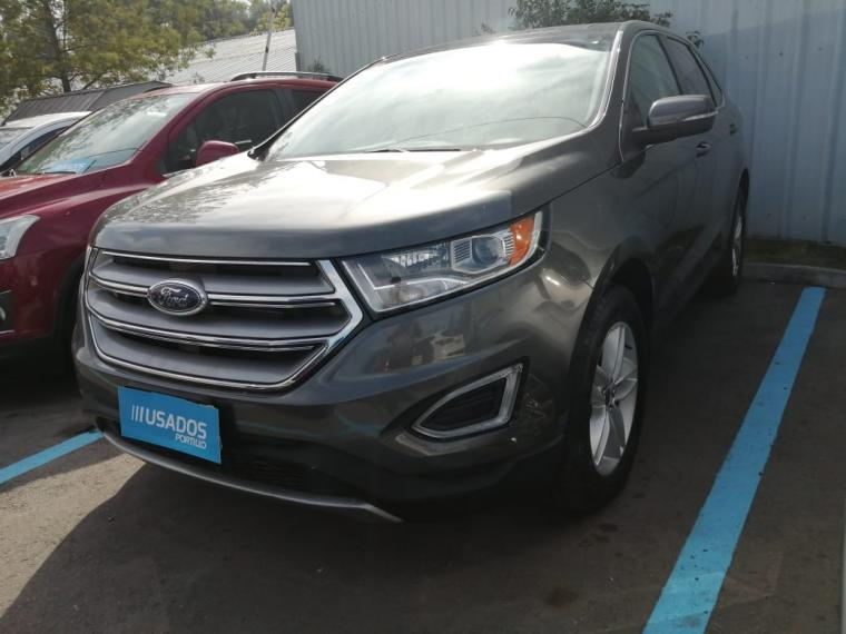 Ford Edge Awd 3.5l Sel At 2017  Usado en Automotriz Portillo