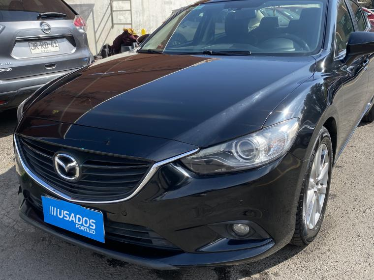 Mazda New 6 2.0 At 2014  Usado en Automotriz Portillo