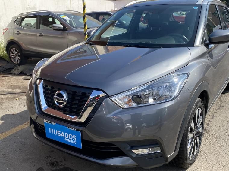 Nissan Kicks Exclusive 1.6 Cvt My19 2020  Usado en Automotriz Portillo