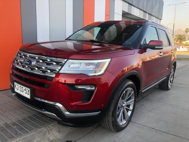Ford Explorer  2.3 Limited Auto 4wd 2018