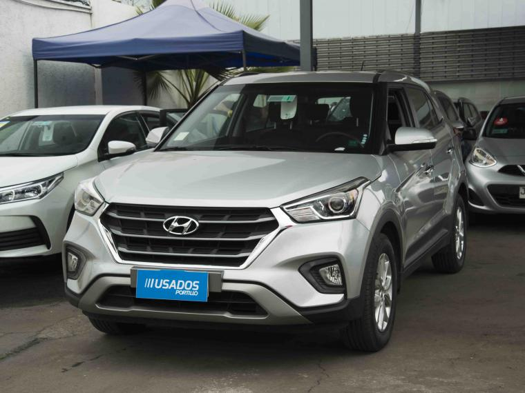 Hyundai Creta Gs 1.6 Mt Value Fl 2019  Usado en Automotriz Portillo