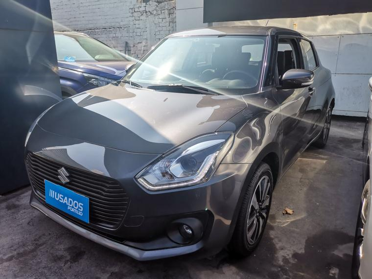 Suzuki Swift Glx Hb 1.2 Aut 2020  Usado en Automotriz Portillo