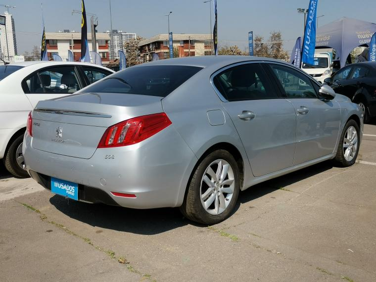 Peugeot 508 508 Allure Hdi 2.0 At 2015  Usado en Automotriz Portillo