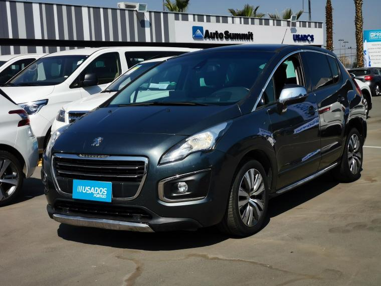 Peugeot 3008 Allure Blue Hdi 1.6 At 2017  Usado en Automotriz Portillo