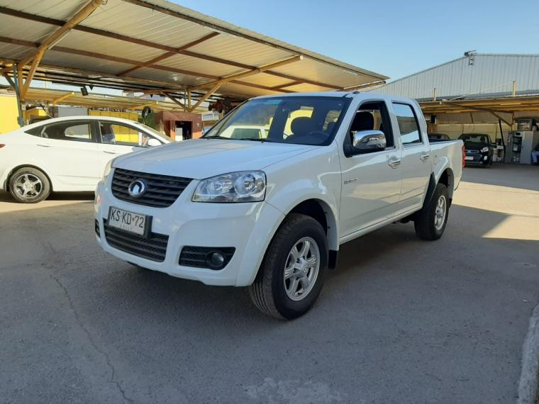 Great wall 5 2.0 Mt 2018  Usado en Auto Parque