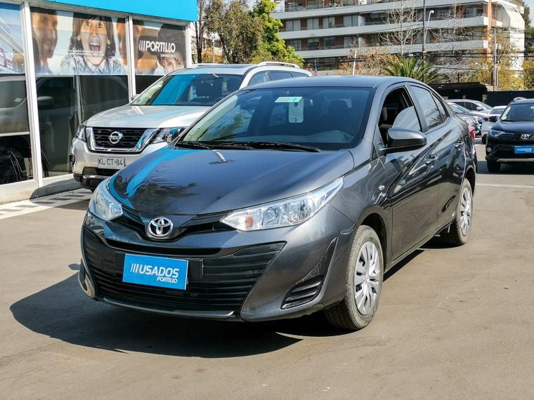 Toyota Yaris Sedan Otto 1.5 2018  Usado en Automotriz Portillo
