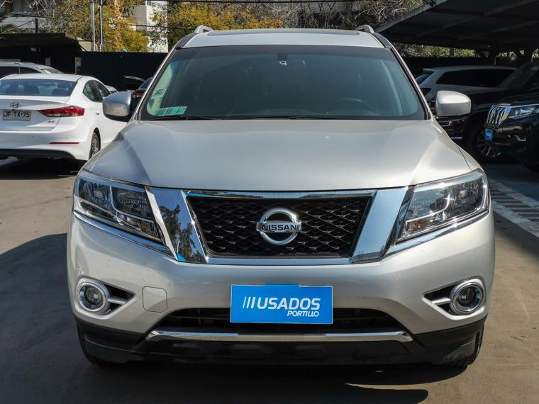 Nissan Pathfinder  Pathfinder Advance 3.5 Cvt 4wd 2017  Usado en Automotriz Portillo