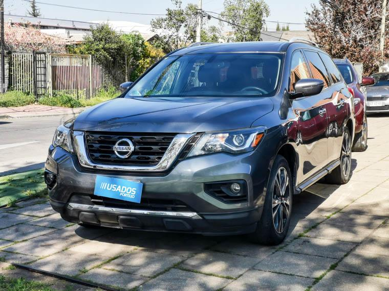 Nissan Pathfinder Advance 3.5 Cvt 2018  Usado en Automotriz Portillo