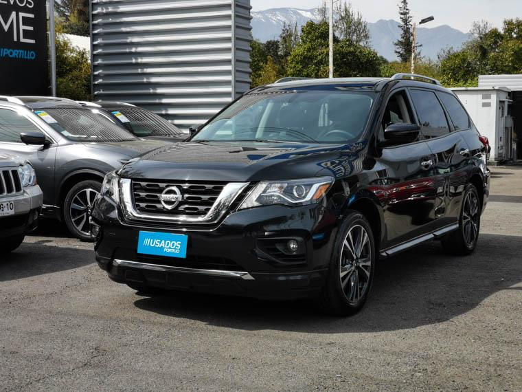 Nissan Pathfinder Advance 3.5 Cvt 2017  Usado en Automotriz Portillo