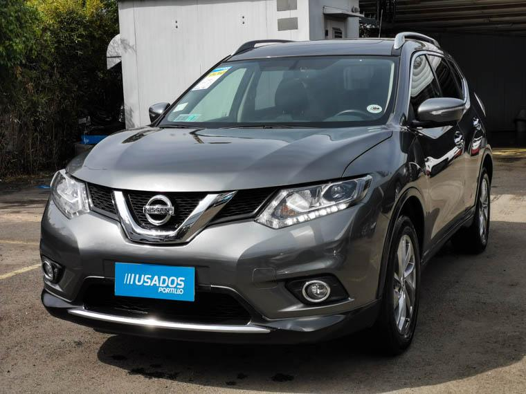 Nissan X-trail Exclusive 2.5 Cvt 4wd 2017  Usado en Automotriz Portillo