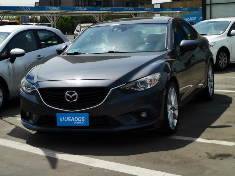 Mazda New 6 2.2 At 2015  Usado en Automotriz Portillo