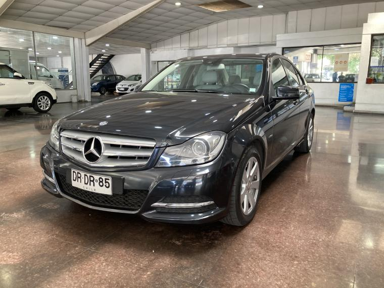 Mercedes benz C 180  1.8 T Blue Efficiency At 2012  Usado en Grass & Arueste Usados