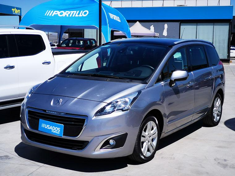 Peugeot 5008 5008 Allure Blue Hdi 1.6 At 2017  Usado en Automotriz Portillo