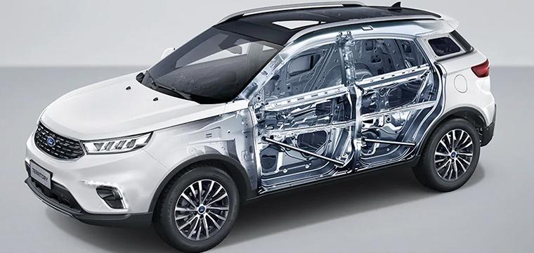 FORD TERRITORY- Motor/Equipamiento