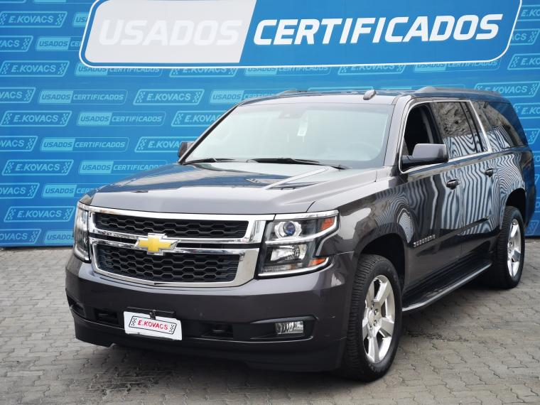 Chevrolet Suburban  Lt 4wd 5.3 Ac At