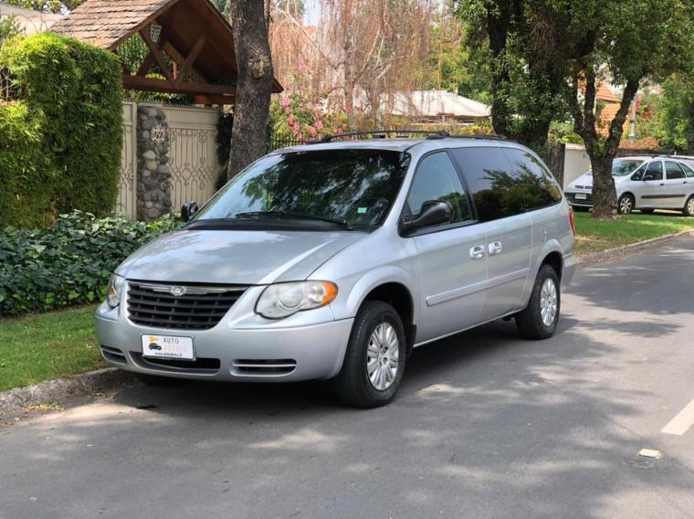 Chrysler Grand town country Touring L 2007