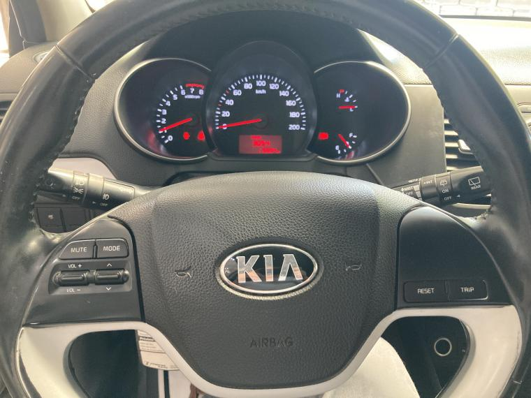 Kia Morning  Ex 1.2 Mt 2016  Usado en Grass & Arueste Usados