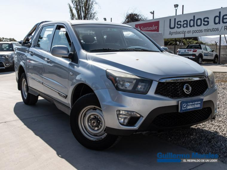SSANGYONG ACTYON SPORTS , 2015