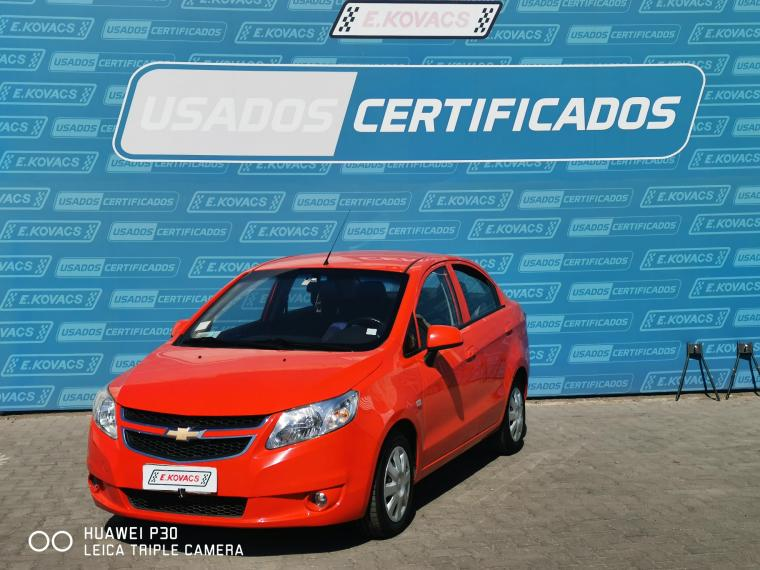 Chevrolet Sail  1.4  Lt A/c Mt