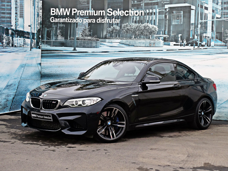 BMW M2 Coupe 3.0 2018