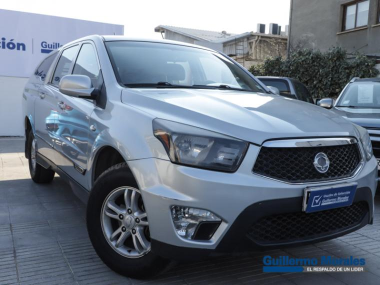 SSANGYONG ACTYON SPORTS , 2013