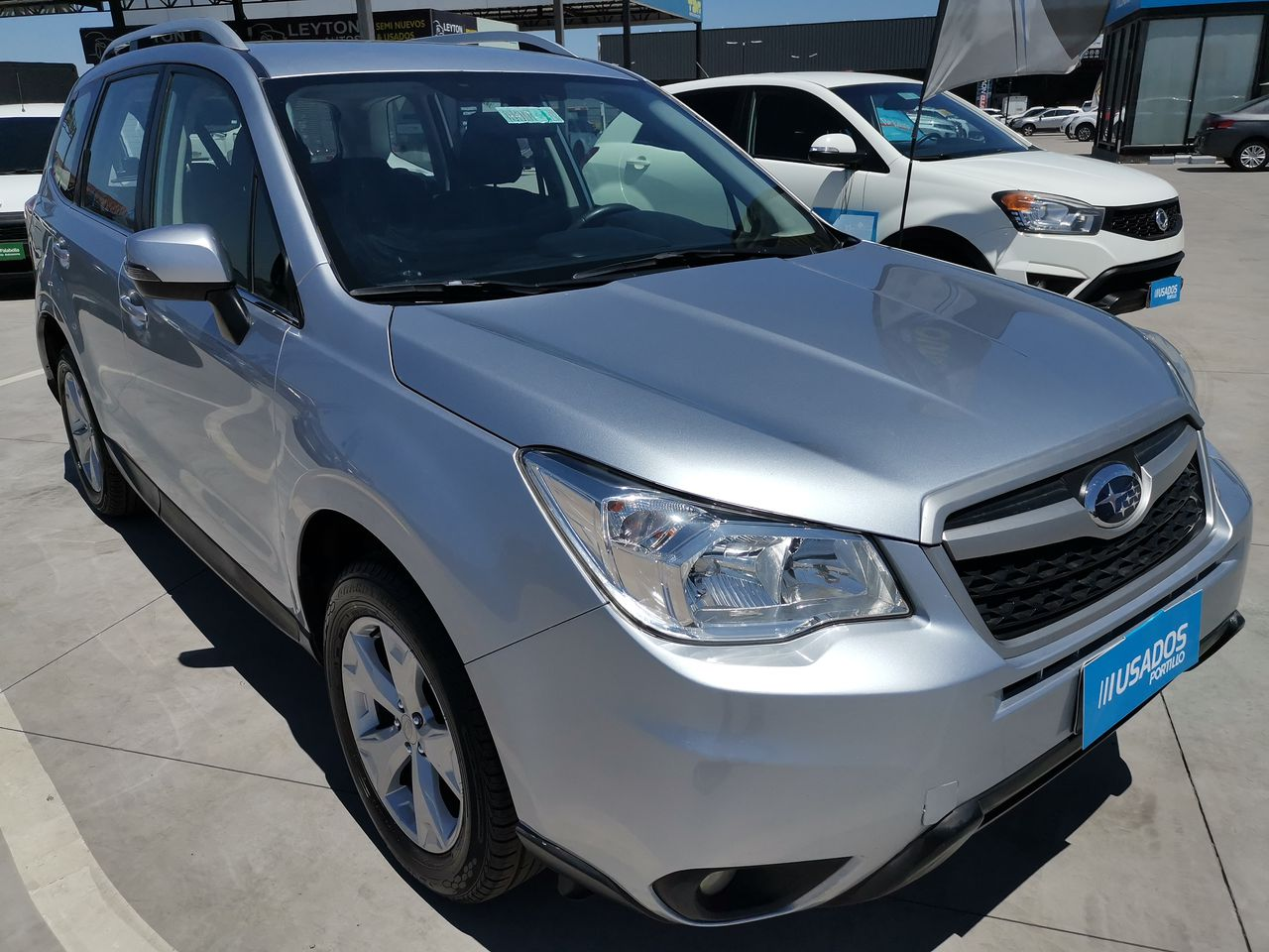 Subaru All New Forester 2.0 2016  Usado en Automotriz Portillo