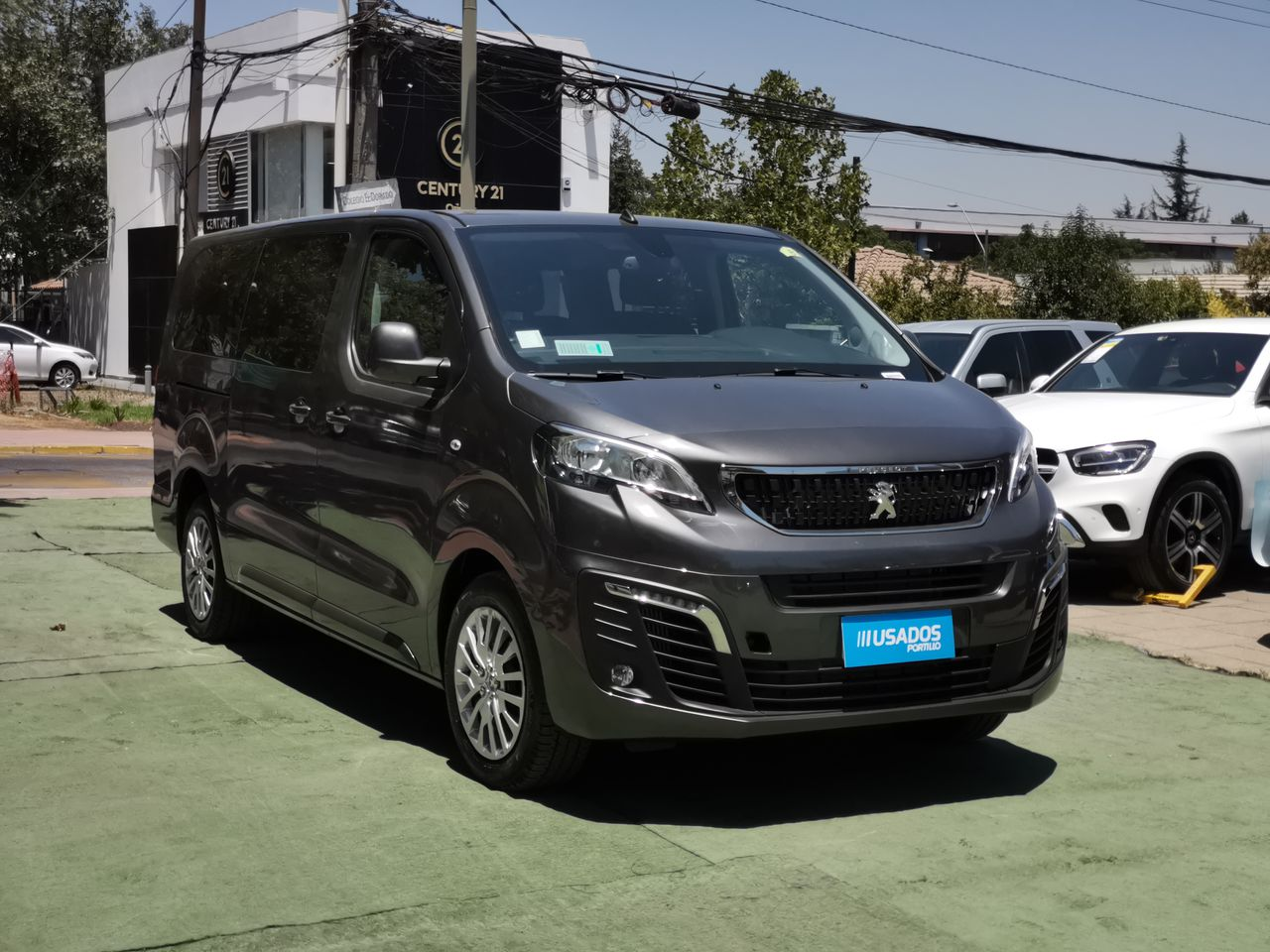 Peugeot Traveller Business L3 9p Bluehdi 150 2021  Usado en Automotriz Portillo