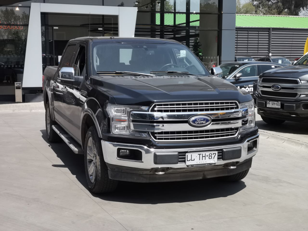FORD CARGO 2019