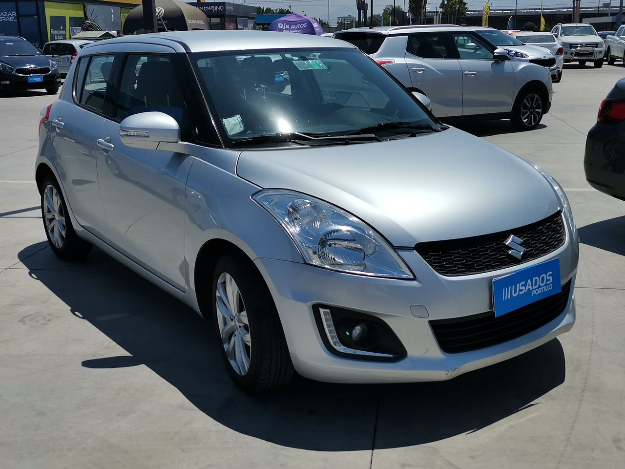 Suzuki Swift Glx 1.2 2017  Usado en Automotriz Portillo