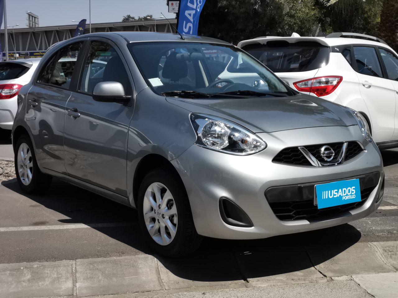 Nissan March  March K13 Hb 1.6 Aut 2019  Usado en Automotriz Portillo