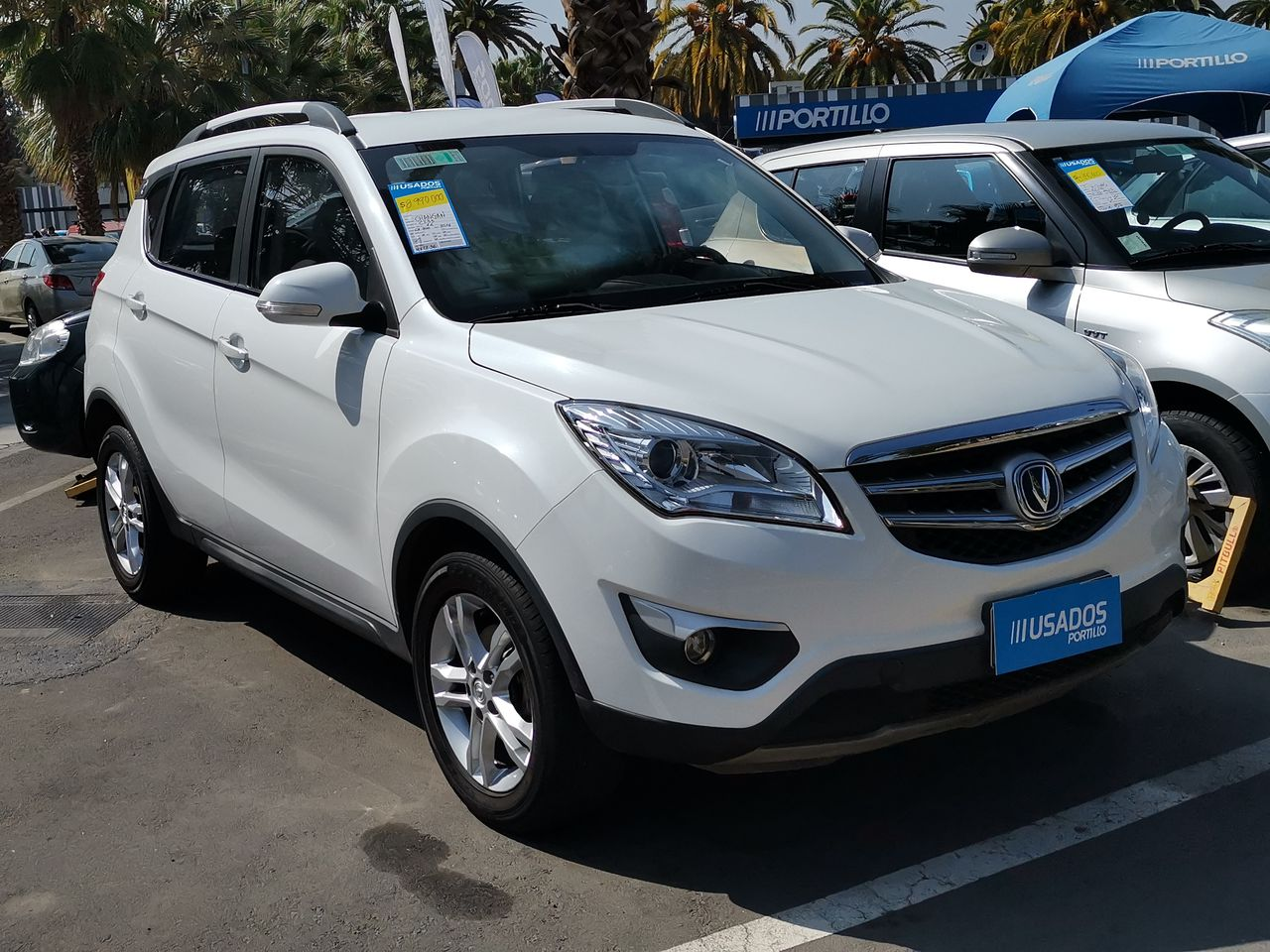 Changan Cs35 1.6 2016  Usado en Automotriz Portillo