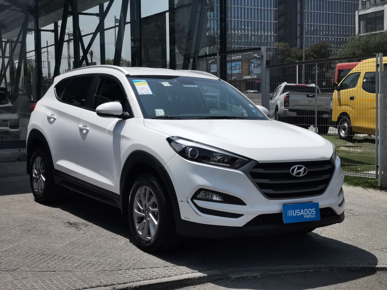Hyundai Tucson Tl Gl Advance 2.0 At 2016  Usado en Automotriz Portillo