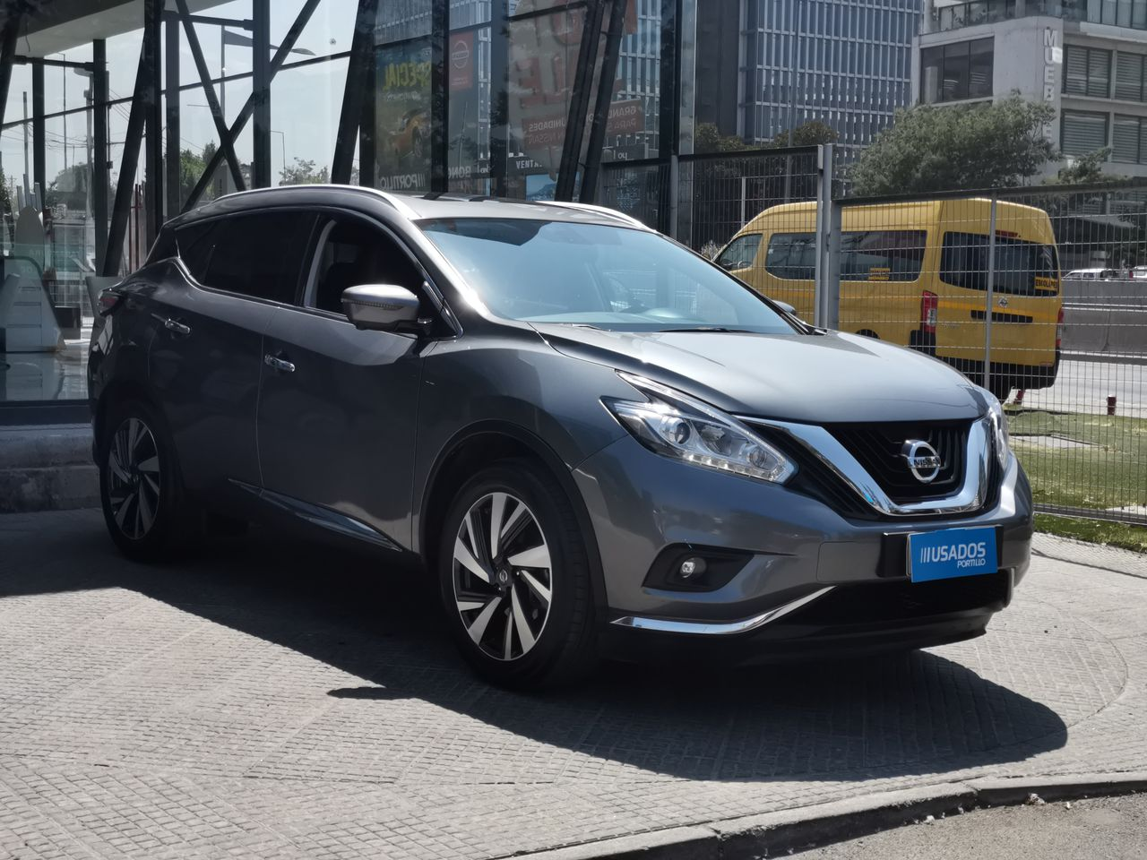 Nissan Murano 4x4 3.5 At 2019  Usado en Automotriz Portillo