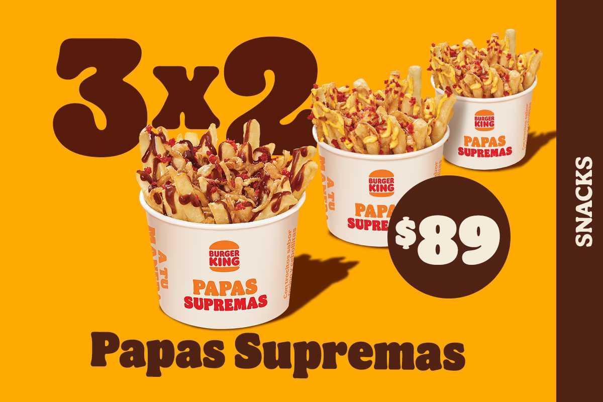 3x2 Papas Supremas