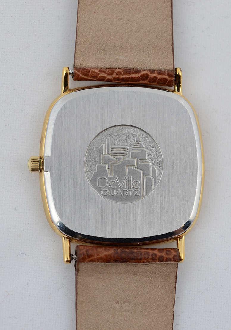 e0a3776798f OMEGA DE VILLE - Relógio masculino