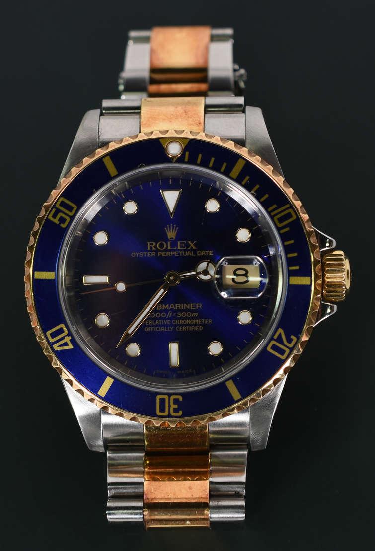 ed7c6c5fdbe Relógio masculino de pulso ROLEX