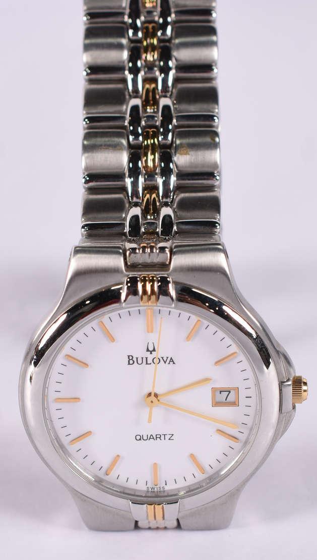 5e380abc2cf Relógio Bulova masculino
