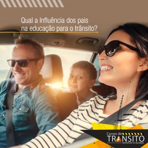 Pais e a Educação para o trânsito