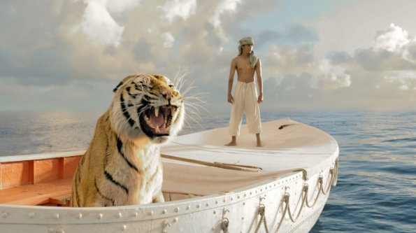 """Life of Pi"", de Ang Lee."